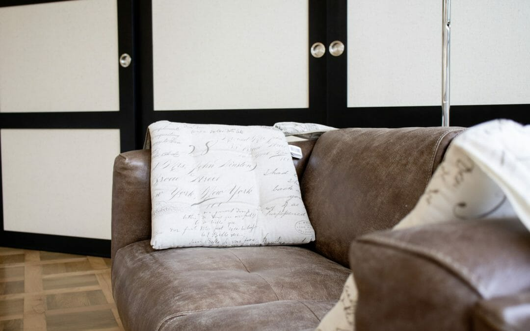 Comment empêcher les meubles en cuir de se fissurer et de se décolorer