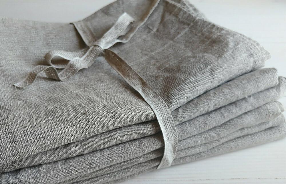 Pourquoi les serviettes en lin sont le choix idéal pour votre peau sensible