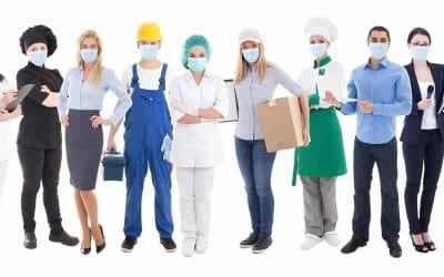 Protégez vos collaborateurs et votre entreprise avec des masques de protection